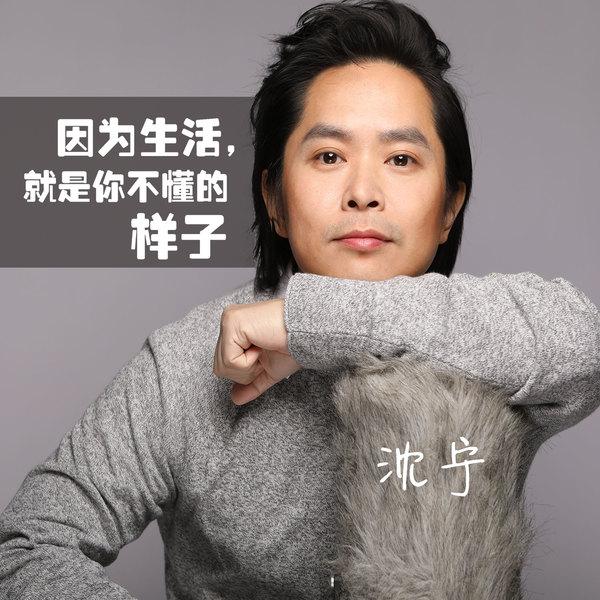沈宁最新单曲《因为生活,就是你不懂的样子》全网发行